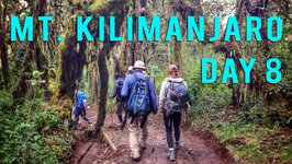 Kilimanjaro - Lemosho Route - Day 8