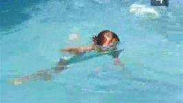 How To Do Basic Front Crawl Strokes For Older Children (7-10 Years)