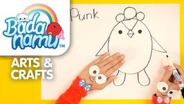 Badanamu Arts & Crafts EP6 : Let's Draw Punk