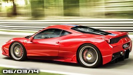 Miley Cyrus Carjacked, Hybrid Corvette, Ferrari 458 Facelift