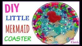 Disney Princess The Little Mermaid Coaster  Another Coaster Friday