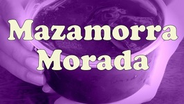 Mazamorra Morada, Arroz Con Leche And Puré De Camote For Dessert In Lima