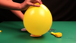 Nail And Baloon