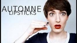 Automne Lipsticks - Lexie Blush