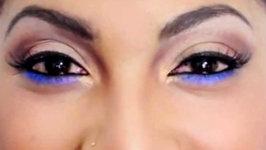 Haifa Wehbe Arabic Makeup Tutorial