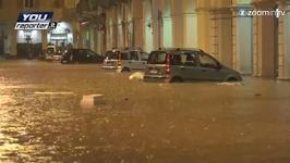 2 Missing, 100 Displaced as Flooding Continues in Italy