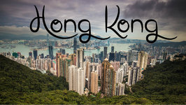 Searching For Nature In Hong Kong
