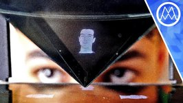 Make 3d Holographic Calls On Your Smartphone