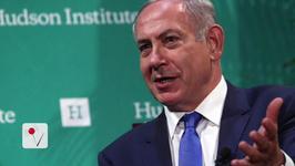 Trump Meets with Israeli Prime Minister Benjamin Netanyahu