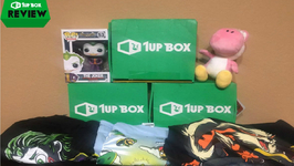 1Up Box Maddness Review Funko And More