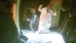 ISIS Prison Raid Caught on Helmet Cam Video
