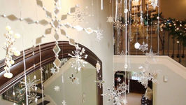 Christmas Decorations and Decorating Ideas for 2013 Snowflakes