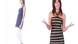 Fashion Tips for Tall Girls-Womens Fashion by Malini Ramani
