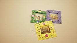 Origami Photoframe