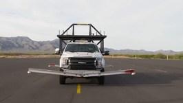 Ford Super Duty Camper Testing Feature