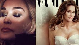 Jessica Lange calls Comparisons to Caitlyn Jenner 'Wonderful'