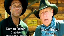 Cliven Bundy Calls Out Eric Holder in Campaign Video