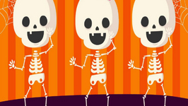 Shake Dem Halloween Bones - Halloween Songs For Children