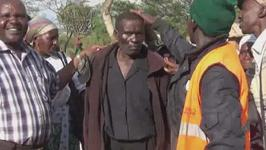 Kenyan man returns home from the dead
