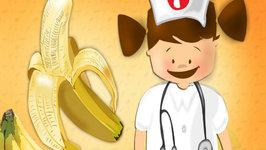 Nina's Nutrition Tips - Tip  7 Banana