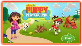 Nick Jr. Puppy Playground - Nickjr Games Video by FunGamesForKids ...