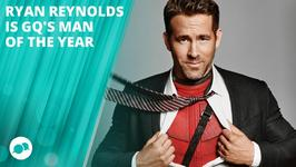 Ryan Reynolds has an interview with himself