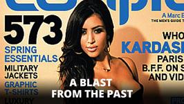 Blast from the past when Kim K dubbed herself princess