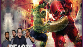 Avengers - Age of Ultron Review - Kinda Funny Reacts