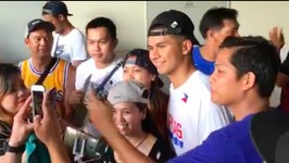 Ravena and paras crowd