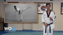 Taekwondo Training Tips - Improve Timing And Speed On Back Kick (Taekwonwoo.net)