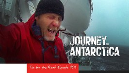 Two for the Road Episode 101 Promo: Journey to Antarctica