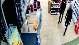 Hoverboard Thief Caught on Video Robbing Convenience Store