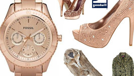 Rose Gold Watch & Shoes Forever 21 Haul
