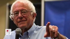 Bernie Sanders Says He Will Vote for Hillary Clinton, Slams Trump