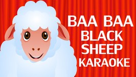 Baa Baa Black Sheep - Nursery Rhymes Karaoke Songs For Children  ChuChu TV Rock n Roll