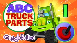 Monster Truck Alphabets - ABCs