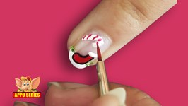 Nail Art - Sock & Candy