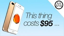 The 95 iPhone 7 Plus Smartphone
