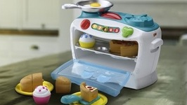 How To Get Younger Kids Cooking With LeapFrogs Number Lovin' Oven