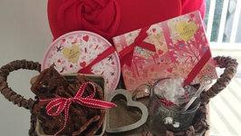 GODIVA Gift Basket - Valentine's Day Ideas
