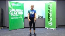 Samantha clayton exercise