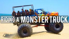 Riding A Monster Truck - Virginia Beach