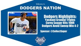 Dodgers Highlights: Corey Seager Hits 19th HR in Dodgers 4-2 Win vs. Rockies