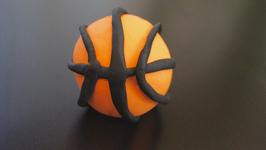 Basketball Play-Doh