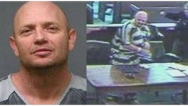 Man Throws Feces in Court After Being Sentenced VIDEO