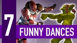 7 Funniest Dances In Video Games