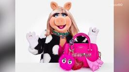Yes! Miss Piggy Now has a Fabulous Fashion Line
