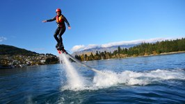 Flyboard Queenstown - Living a Kiwi Life - Ep. 35