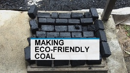 Making Ecofriendly Coal Is This Easy