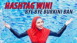 The power of social media takes down Burkini ban